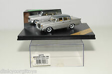 . VITESSE 047C 047 C MERCEDES BENZ 220SE 220 SE 1959 METALLIC GREY MINT BOXED
