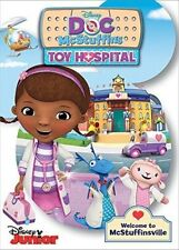 Doc McStuffins: Toy Hospital [New DVD] Dolby, Widescreen