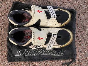 Specialized Trivent Triathlon Cycling Shoes Men Size 11.5 US 44.5 EUR