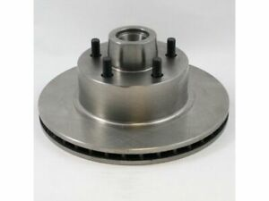 For 1983-1989 Chrysler Fifth Avenue Brake Rotor and Hub Assembly Front 15598TS