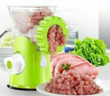 Multi-function Meat Grinder Mincer Stainless Blade Household Cooking Machine
