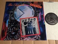 THE ELEGANTS - BACK IN TIME - LP - CRYSTAL BALL CB 132 - USA 1990