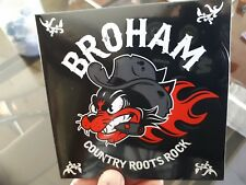 BROHAM - COUNTRY ROOTS ROCK... 4 TRACK CD/EP, NEW, SEALED, ALT COUNTRY