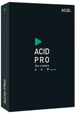 NEW Magix Acid Pro 10 Music Loop Creation DAW Download Version PC