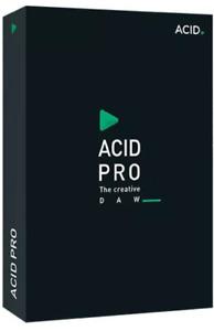 NEW Magix Acid Pro 10 Music Loop Creation DAW Download Version PC