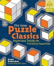 The New Puzzle Classics: Ingenious Twists on Timeless Favorites (Mensa®) Gra
