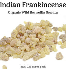 Indian Organic Wild Frankincense Boswellia Serrata Aromatic Resin Tears Incense
