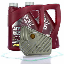 Hydraulikfilter + 8L Getriebeöl Set Automatikgetriebe für Audi A4 B6 A6 C5