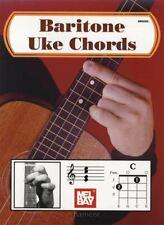 Baritone Uke Chords Ukulele Chord Book