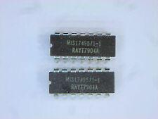 "MIS17495/1-1 ""Original"" Raytheon  14P DIP IC  2  pcs"