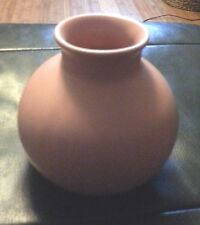 Poole pink bud vase Excellent Condition FREE P&P +