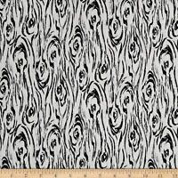 Winter is Coming Tree Bark Gray Stof 100% cotton fabric by the yard
