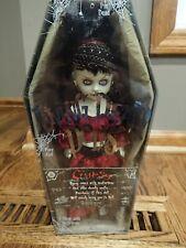Mezco Living Dead Dolls Series 15 Gypsy RED DRESS VARIANT LDD NIB RARE