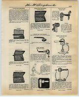 1931 PAPER AD Medical Quackery Violet Ray Machine Marvel Ozone Dormeyer Beater