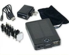 Portable Solar Panel Charger Kit for Iphone Ipod Gps Pda Mp3 Mobile Cell Phone
