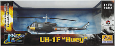 "EASY Model-uh-1f ""Huey"" Helicopter/Elicottero Marine Spagna 1:72 Nuovo/Scatola Originale"