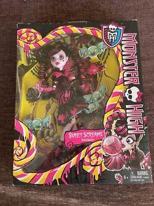 Monster High Sweet Screams Draculaura!!