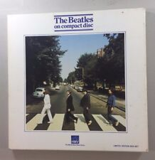 VINTAGE THE BEATLES ABBEY ROAD ON COMPACT DISC MUSIC CD V2