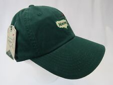 MASTERS 1934 VINTAGE COTTON ADJUSTABLE GREEN HAT CAP from AUGUSTA NATIONAL NEW