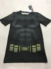 NWT Under Armour YXL Boys Youth XL Alter Ego Batman Fitted Heatgear Shirt