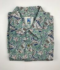 Auténtico Camisa Hawaiana Aloha Vintage | L | Kahala Avi 🌴 de Hawaii!