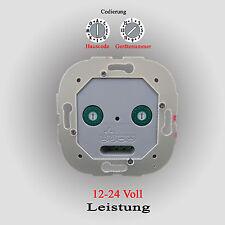 Funkschalter DÜWI 05271 Intertechno 12-24V DC Funk Schalter Einbauschalter 12V