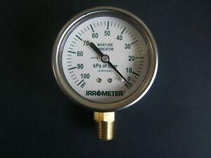 NEW Irrometer SR replacement gauge soil moisture tensiometer meter indicator