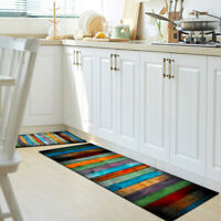 Colorful Door Mat Kitchen Mats Non Slip Washable Large Small Rugs Floor Hall