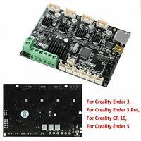 Placa Madre Silenciosa Para 3D Printer Creality Ender 3/3 Pro/5/CR 10 Placa Base