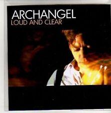 (AL361) Archangel, Loud & Clear - DJ CD
