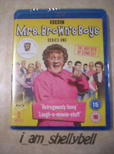 Sealed MRS. BROWN'S BOYS Series One (1) Blu-ray with BONUS DVD! FREE POST