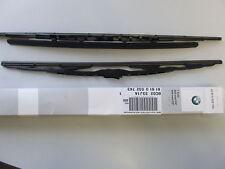 Genuine BMW X5 E53 Front Wiper Blade set PN:61610032743  new UK