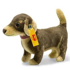 Steiff Waldo Dachshund soft toy collectable dog - EAN 036057
