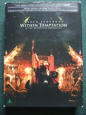 Within Temptation - Black Symphony Super Deluxe Edition 2 DVD + 2 CD.