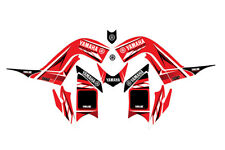 Raptor 700R Graphics decal kit Yamaha 2006 2007 2008 2009 2010 2011 2012 racing