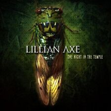 Lillian Axe - One Night In The Temple () (NEW 2 x CD & DVD)