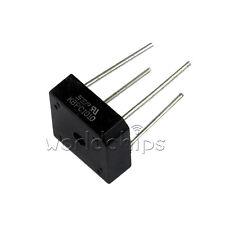 2PCS 10A 1000V Metal Case Bridge Rectifier SEP KBPC1010