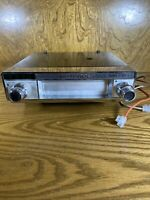 Motorola 8 Track Stereo Car P8MPJX-3 Japan Under Dash