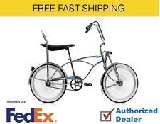 "New 1 Micargi Prince 20"" Kids Bike, Lowrider Beach Cruiser, Free Shipping"