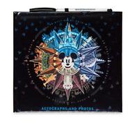 Walt Disney World Four Parks Mickey Mouse Official Photo Autograph Book w/ Pen