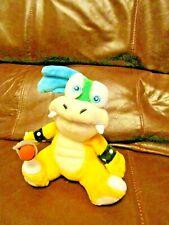 "Mario Bros. Larry Koopa  Plush 7"" Inches  (New)"
