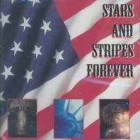 VARIOUS ARTISTS - STARS AND STRIPES FOREVER [SCOTTI BROS] NEW CD