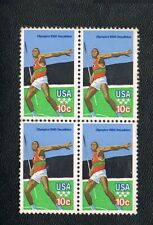 USA SG1764 1979 Olympic Games Moscow - Stamp Block