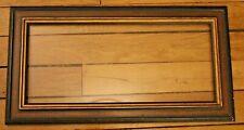 Cadre bois large encadrement dessin ou gravure --