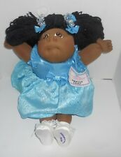 2003 Cabbage Patch Doll Kid Soft Sculpture Babyland 25th Ann. w/ Paperwork
