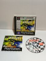V-Rally 97 (Playstation),  Ps1 Game With Manual