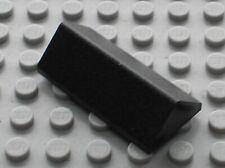 LEGO Black Brick Slope 2x4 Double ref 3041 / set 7785 4996 6074 7419 7877 3677..