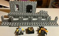 LEGO Duplo 4777 Castle Knights Dragon Castle Replacement Parts Incomplete Set