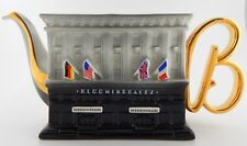 Scarce: Paul Cardew, Bloomingdale's Large Tea Pot, Ex Condition (missing lid)