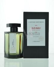 L'artisan Parfumeur Dzing Unisex Eau De Toilette 3.4 OZ 100 ML Spray